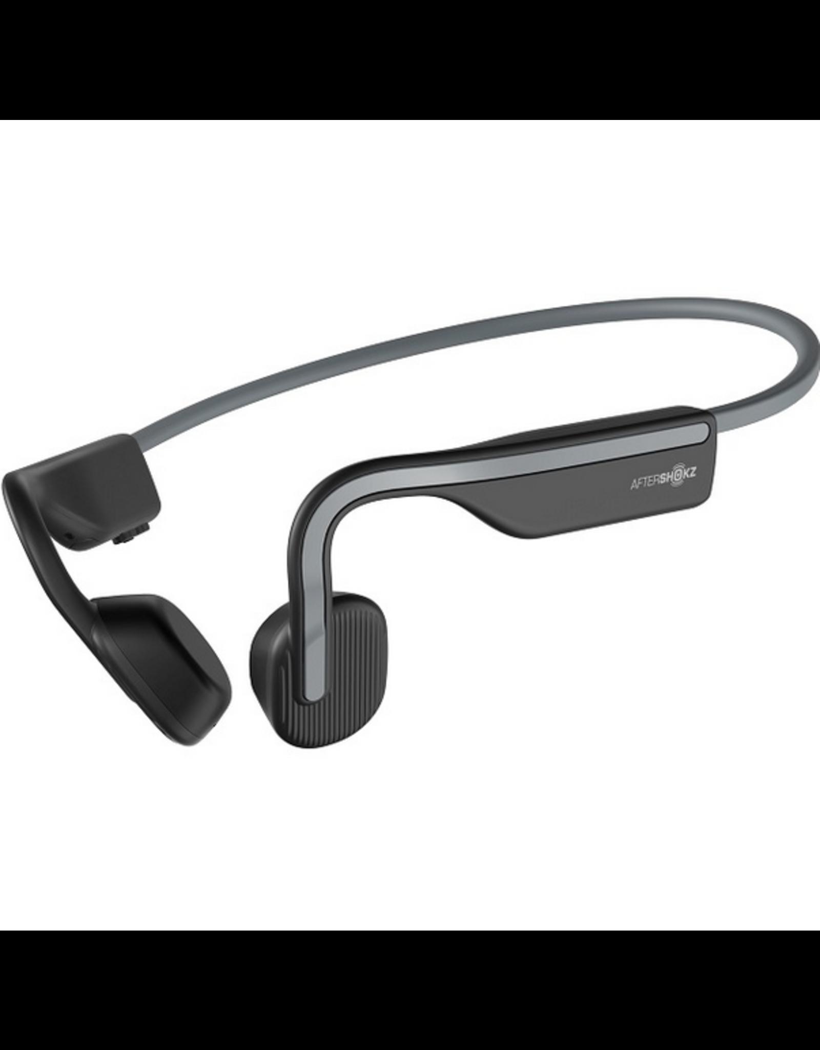 Aftershokz Aftershokz Open Move Bluetooth Headphones Slate Grey w/Mic SKU:50603