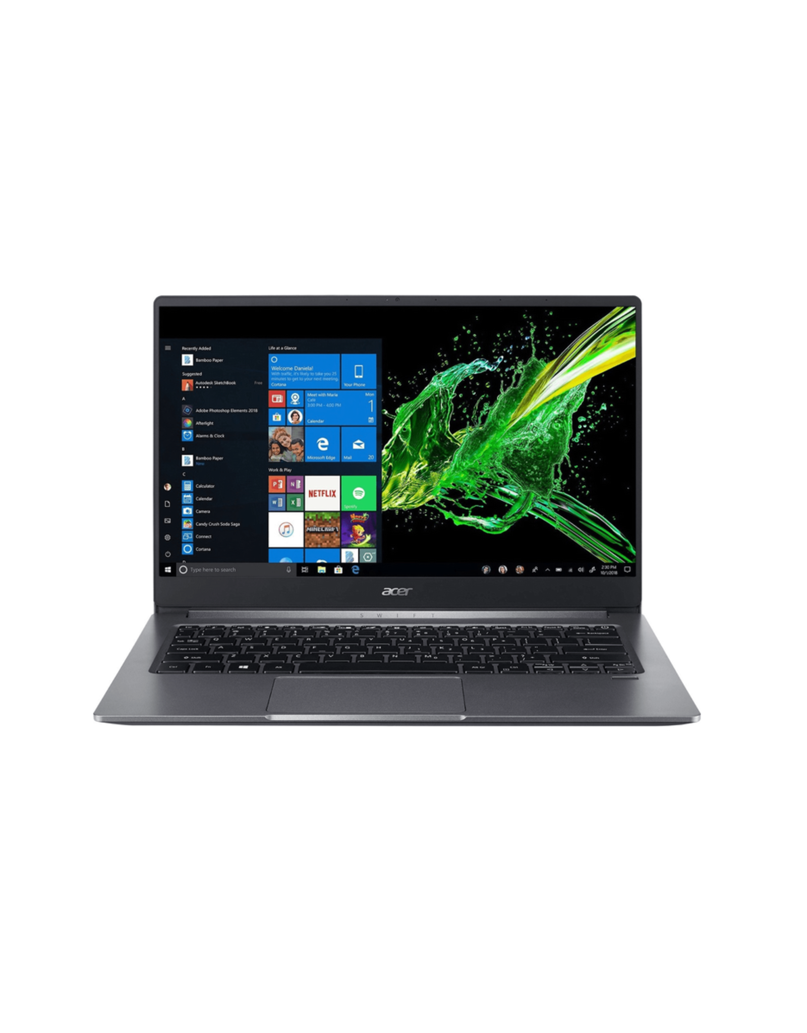 Acer Acer Swift 3 SF314-57-583W 14in Notebook