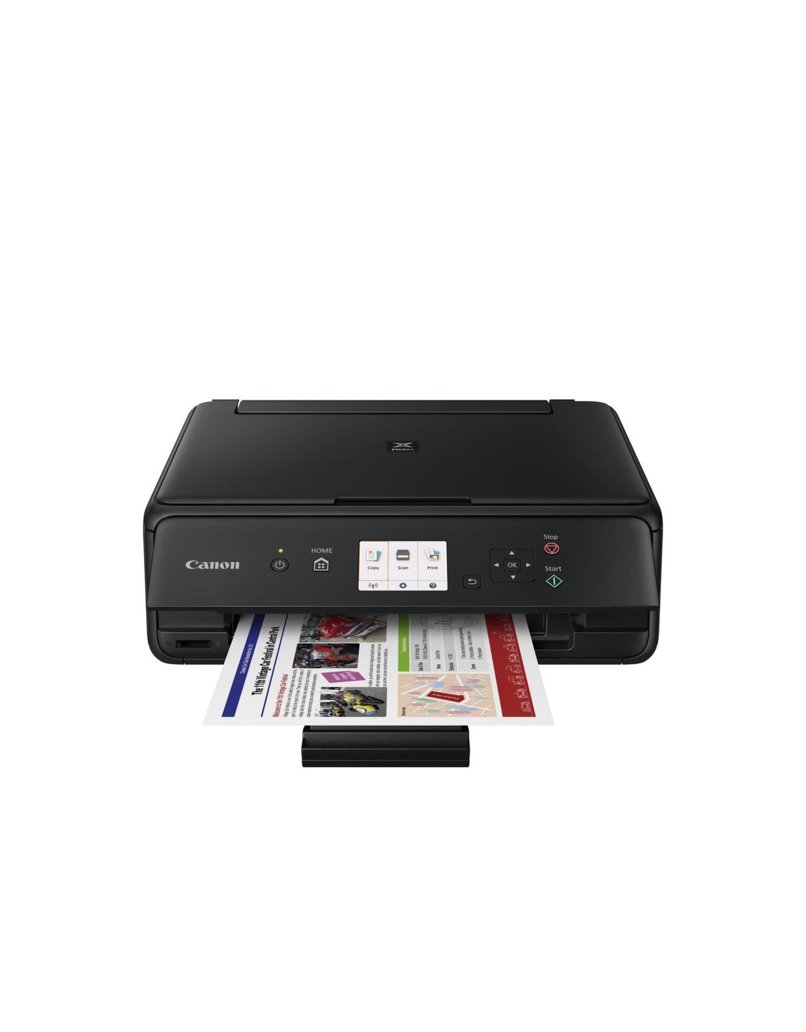 Canon Canon PIXMA TS5020 Black Wireless Inkjet All-in-One Printer