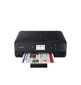 Canon Canon PIXMA TS5020 Black Wireless Inkjet All-in-One Printer