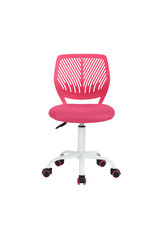 Chair - Task Chair - Height Adjustable - Pink