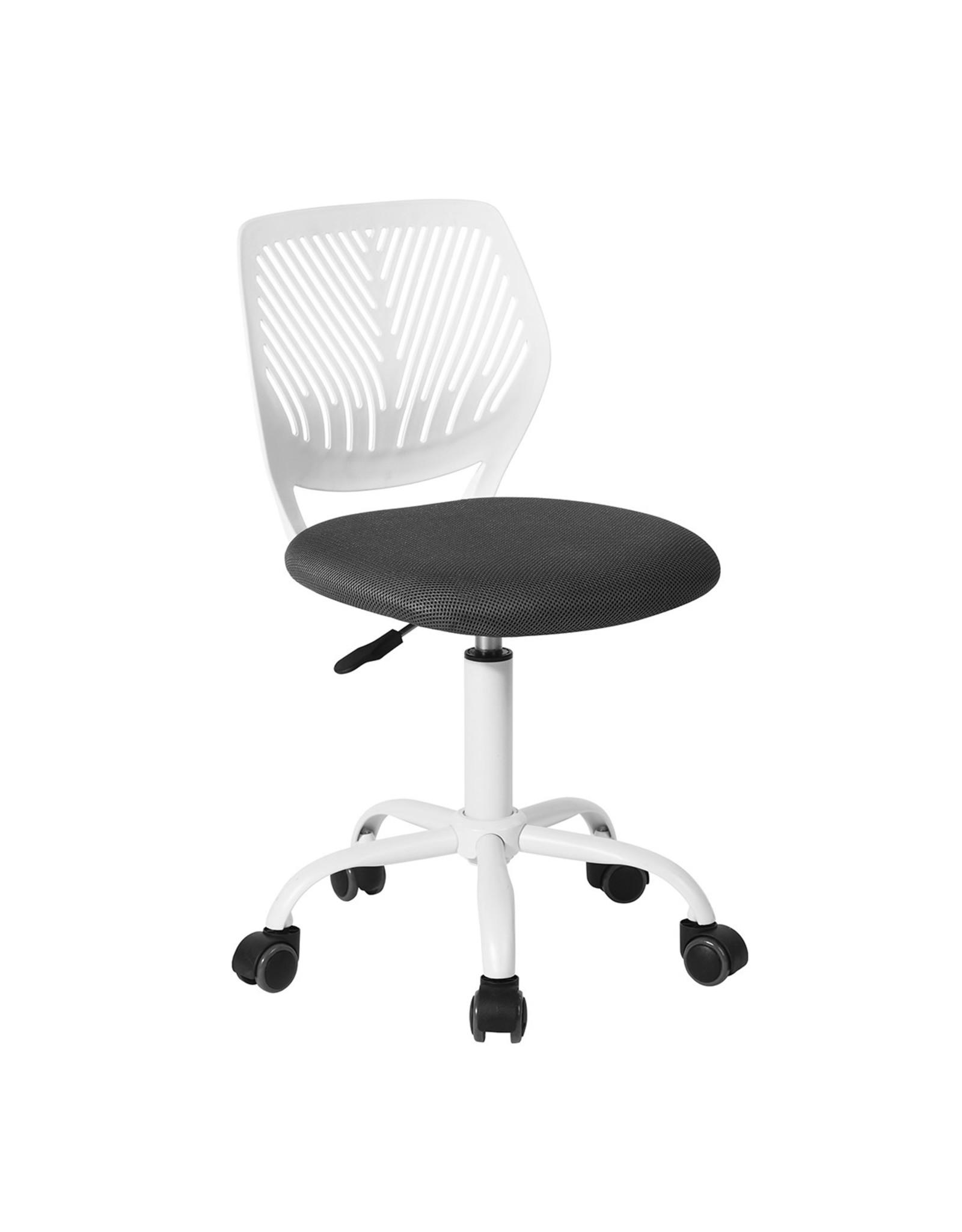 Chair - Task Chair - Height Adjustable - Gray