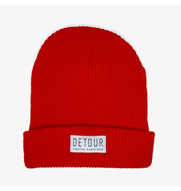 Detour Coffee Detour Coffee, Barista Beanie Orange
