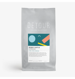 Detour Coffee Detour Coffee, Bouncy Castle Espresso, 300g Beans