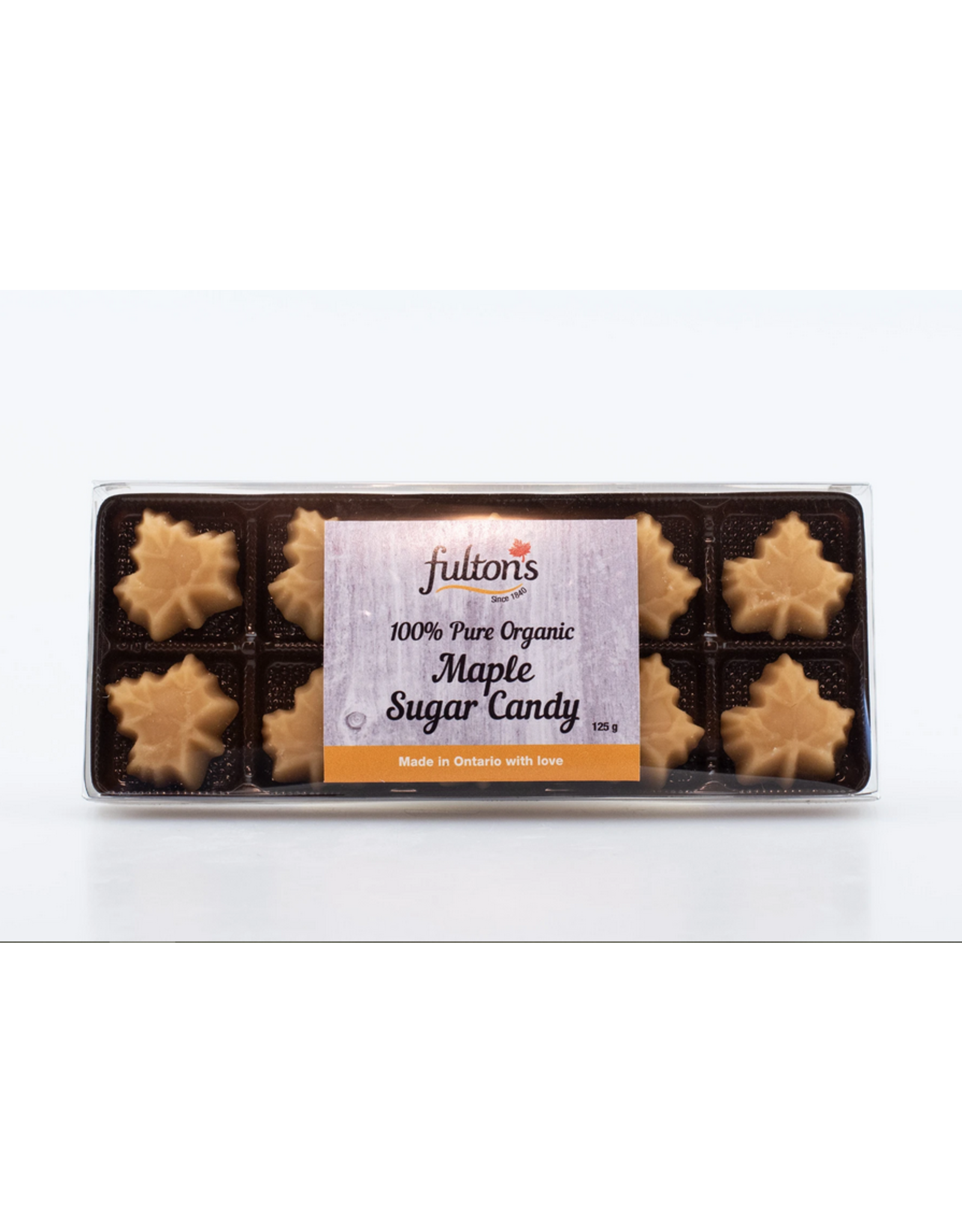Fulton's Fulton's Maple Sugar Candy 10 pack
