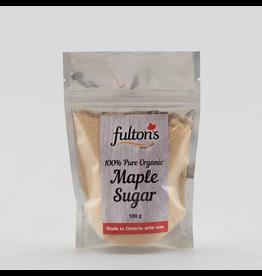 Fulton's Fulton's Maple Granulated Sugar 100g