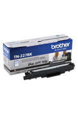 Brother BROTHER - HIGH YIELD TONER CARTRIDGE - BLACK TN227BK