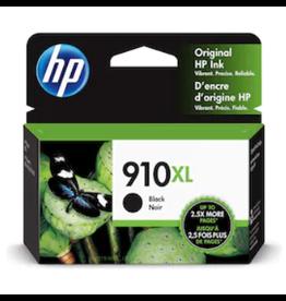HP INKJET CARTRIDGE-HP #910XL BLACK HIGH YIELD