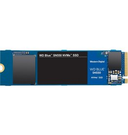 Western Digital Western Digital 500GB WD Blue SN550 NVMe SSD Gen 3 PCIe M.2 2280