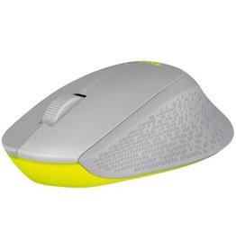 Logitech Logitech Wireless Optical Silent Plus M330 Mouse Grey