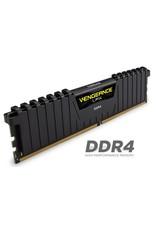 Corsair Memory - Corsair Vengeance LPX 16GB DDR4 DRAM 3200MHz C16, Black