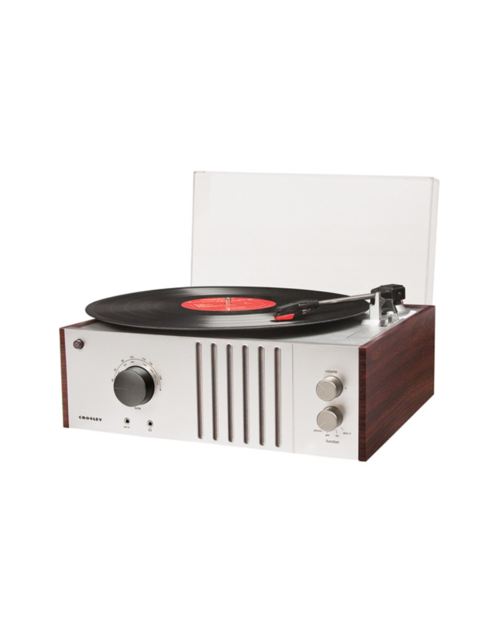Crosley Crosley Radio Player Turntable with AM/FM Radio & Portable Audio Input