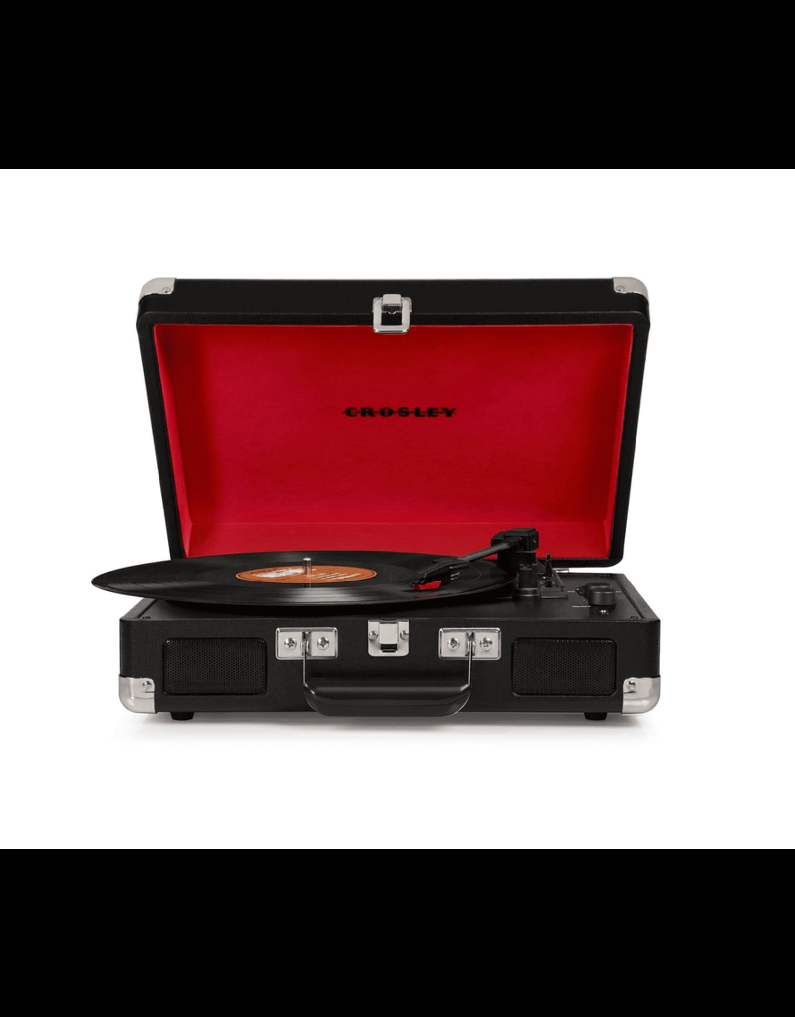 Crosley Crosley Cruiser Deluxe Turntable Black