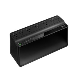 APC APC Back-UPS 7 Outlet 650VA 120V 1 USB Charging Port