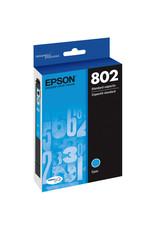 Epson INKJET CARTRIDGE-EPSON #802 CYAN
