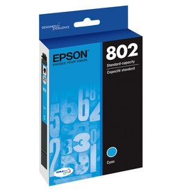 Epson INKJET CARTRIDGE-EPSON #802 CYAN