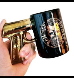 Rampage Coffee Co. Rampage Coffee, The Golden Roscoe Mug
