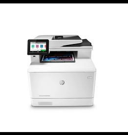HP Printer - HP LaserJet Pro M479 Multifunction Colour Laser