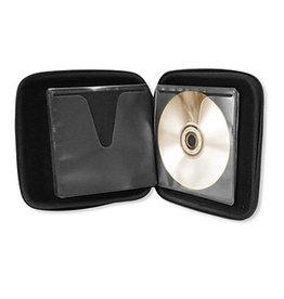 BlueDiamond BlueDiamond 24 Capacity EVA CD/DVD Wallet Black