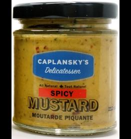 Caplansky's Caplansky's Spicy Mustard 212ml
