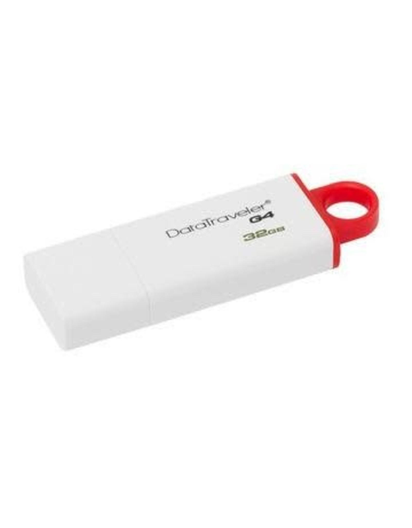 Kingston Technology Kingston Technology DataTraveler G4 32GB USB 3.0 Drive