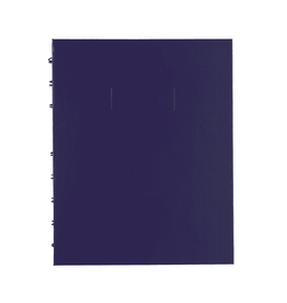 Dominion Blueline Inc. NOTEBOOK-NOTEPRO, 192 PAGE TWIN-WIRE 9.25X7.25 PURPLE