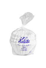 Kalita Kalita Wave 185 Filters White 100 pack