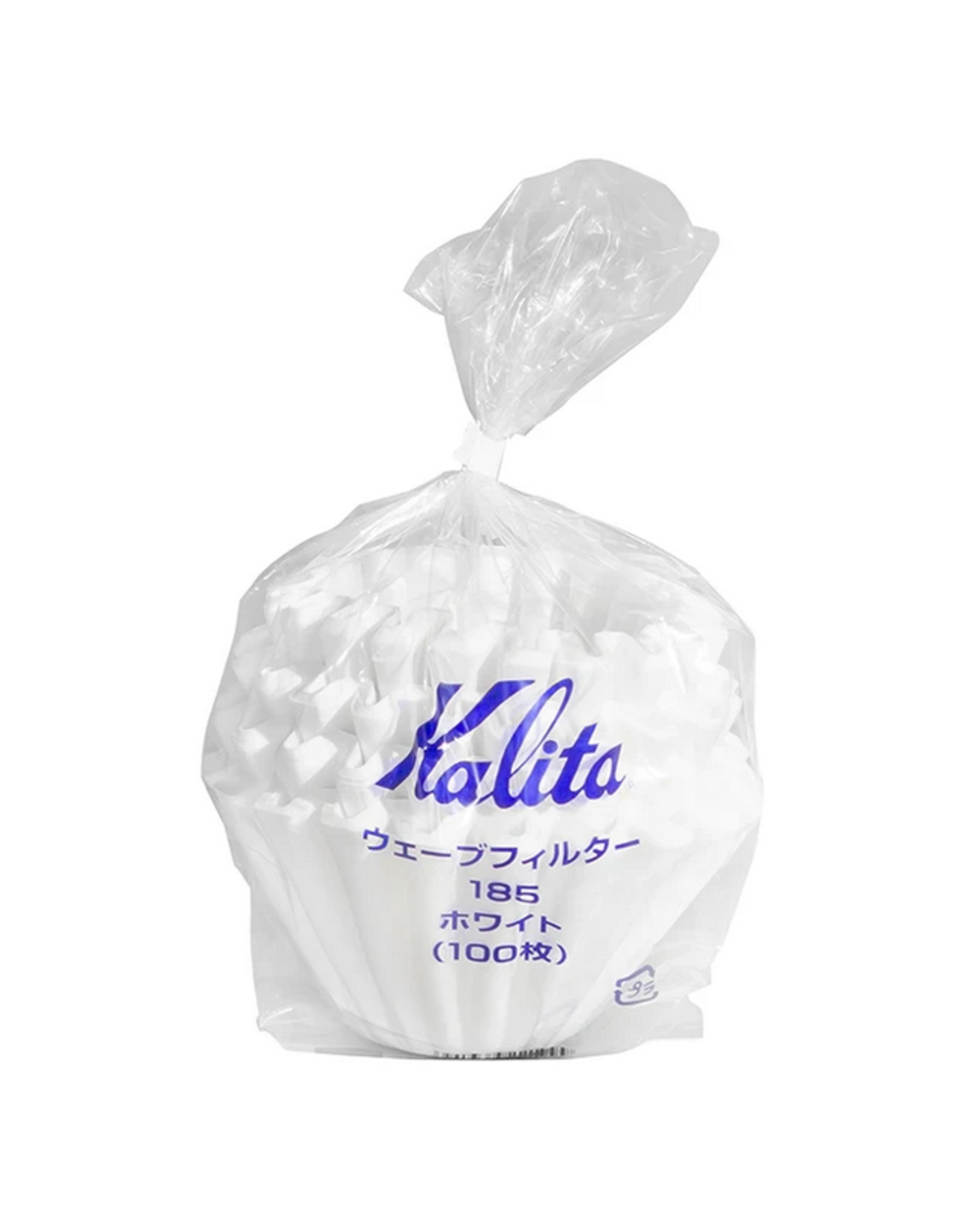 Kalita Kalita Wave 185 Filters White 100 pack