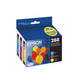 Epson INKJET CARTRIDGE-EPSON #288 COLOUR COMBO PACK
