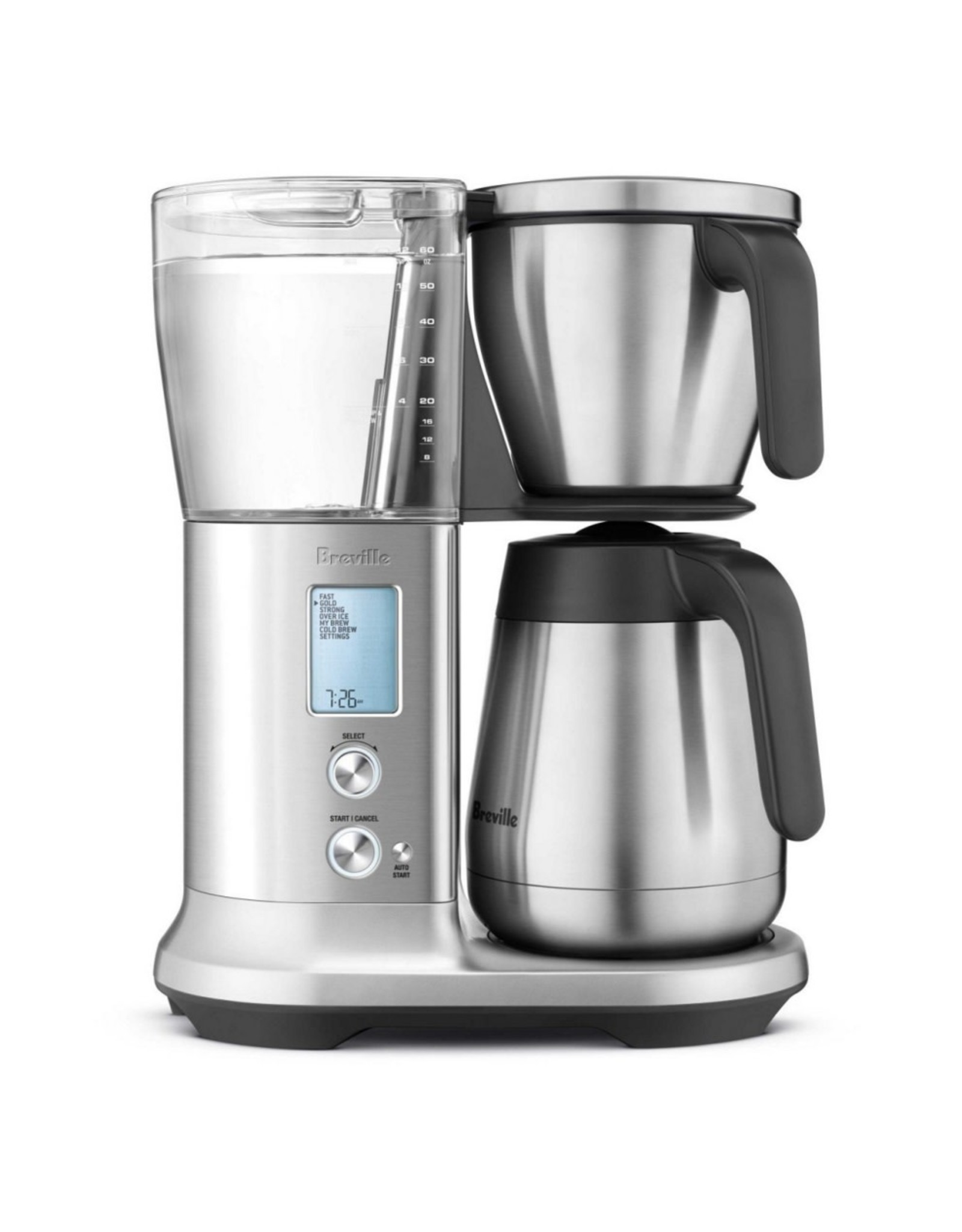 Breville Breville Precision Brewer Thermal Brushed Stainless Steel