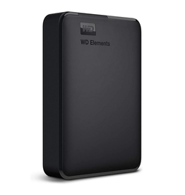 Western Digital Western Digital 4TB Elements Portable External Hard Drive USB 3.0