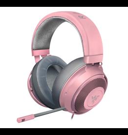 Razer Razer Headset Kraken Analog Gaming Quartz Pink