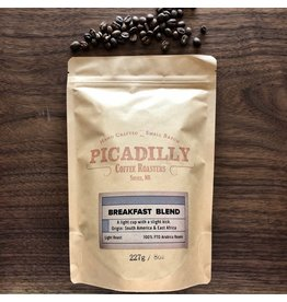 Picadilly Coffee Roasters Picadilly Coffee, Breakfast Blend 1 lb