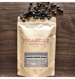 Picadilly Coffee Roasters Picadilly Coffee, Farmers Market Blend 1 lb