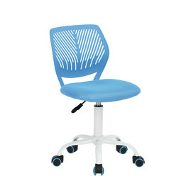 Chair - Task Chair - Height Adjustable -  Blue