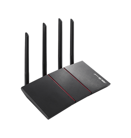 ASUS ASUS RT-AX55 AX1800 Dual Band WiFi 6 Gaming Router