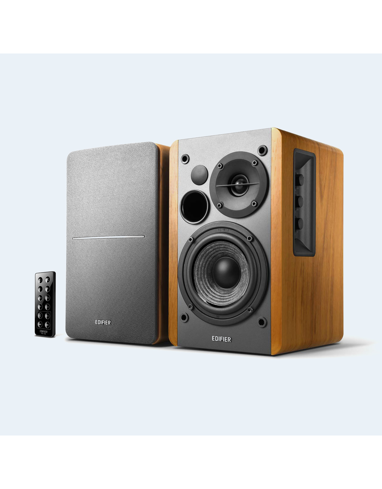 Edifier Edifier R1280DB Powered Bluetooth Speakers Brown