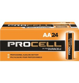 Duracell Canada Inc. Duracell AA Procell Alkaline Batteries 24 Pack