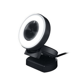Razer Razer Kiyo Webcam 1080P with Built-in Ring Light SKU:47641
