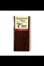 Hummingbird Chocolate Hummingbird Chocolate, Dark Milk Gingerbread Spice, 60g