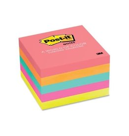 Post-it NOTES-POST-IT, 3X3 CAPE TOWN COLLECTION