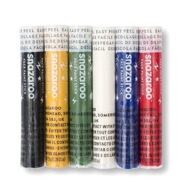 Colart FACE PAINT KIT-SNAZAROO, 6 STICKS  (1180100)