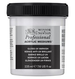 Winsor & Newton VARNISH-W&N ACRYLIC 225ML. GLOSS