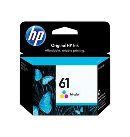 HP INKJET CARTRIDGE-HP #61 COLOUR