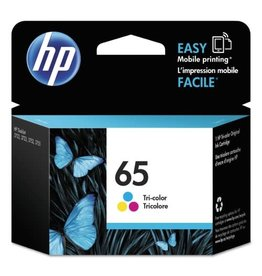 HP INKJET CARTRIDGE-HP #65 COLOUR