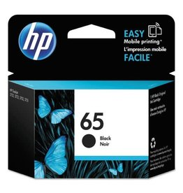 HP INKJET CARTRIDGE-HP #65 BLACK