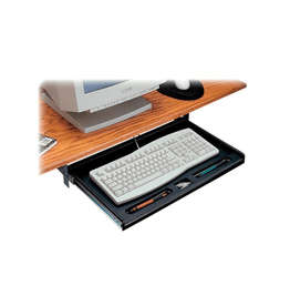 GEMEXPONENT KEYBOARD DRAWER-UNDERDESK ADJUSTABLE, BLACK