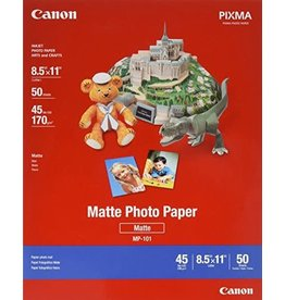 Canon PAPER-CANON MATTE PHOTO PLUS, 8.5X11 45LB 50/PACK