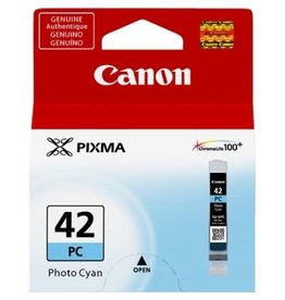 Canon INKJET CARTRIDGE-CANON #42 PHOTO CYAN -6388B002