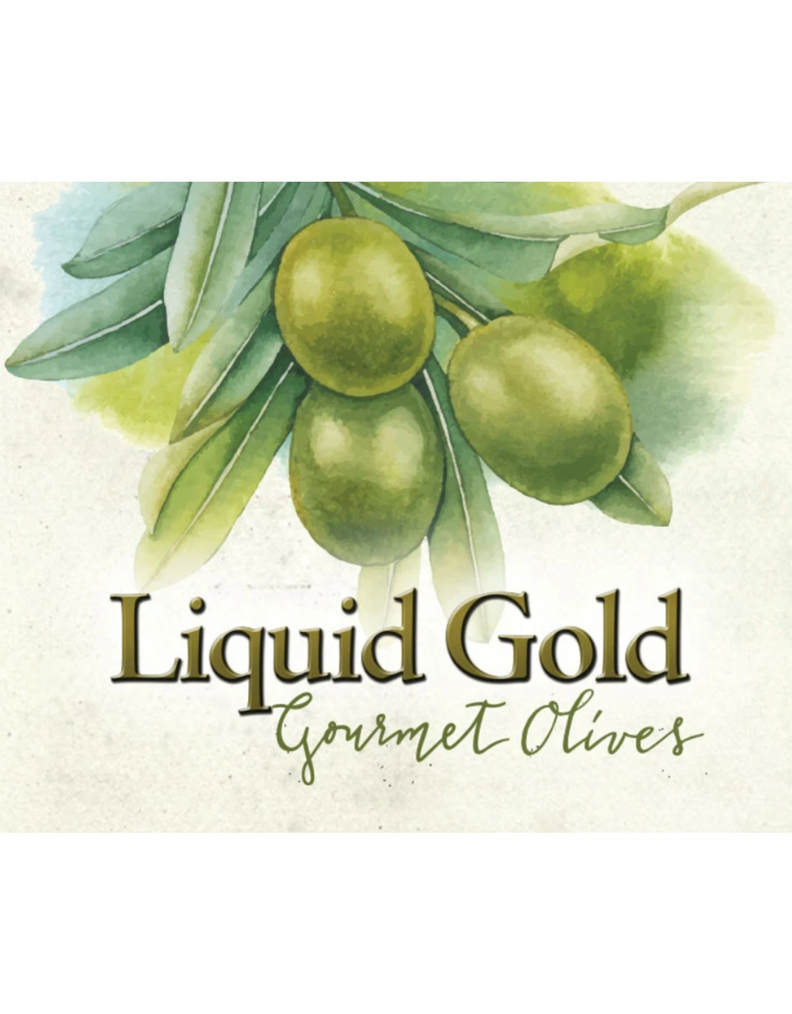 Liquid Gold Olive Oils & Vinegars Inc Liquid Gold, Jalapeno Stuffed Olives